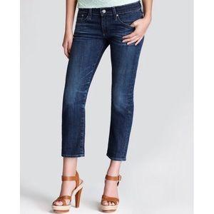 AG Adriano Goldschmied Tomboy Crop Jeans